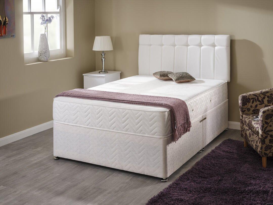foam range tendersleep beds. Black Bedroom Furniture Sets. Home Design Ideas